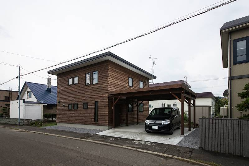札幌市北区屯田T邸