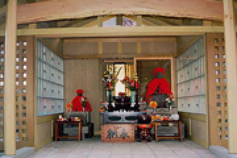 海容寺地蔵堂1997