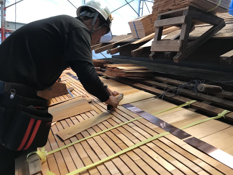 Image of 北海道開拓の村旧武井商店酒造部棟ほか改修工事 18