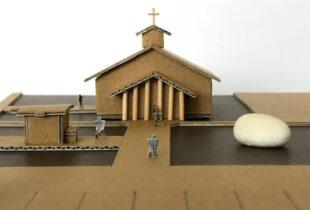 栗沢 木のキリスト教会