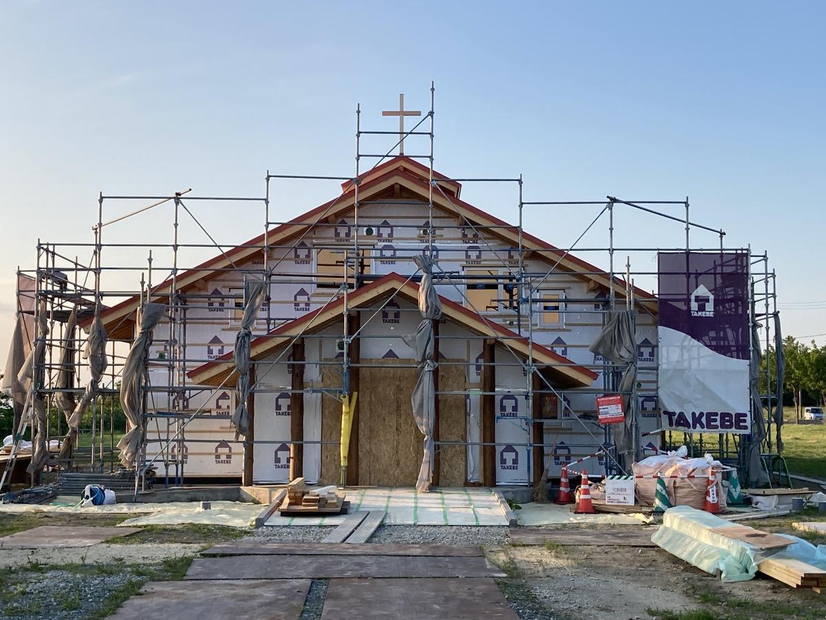 Image of 栗沢 木のキリスト教会 4