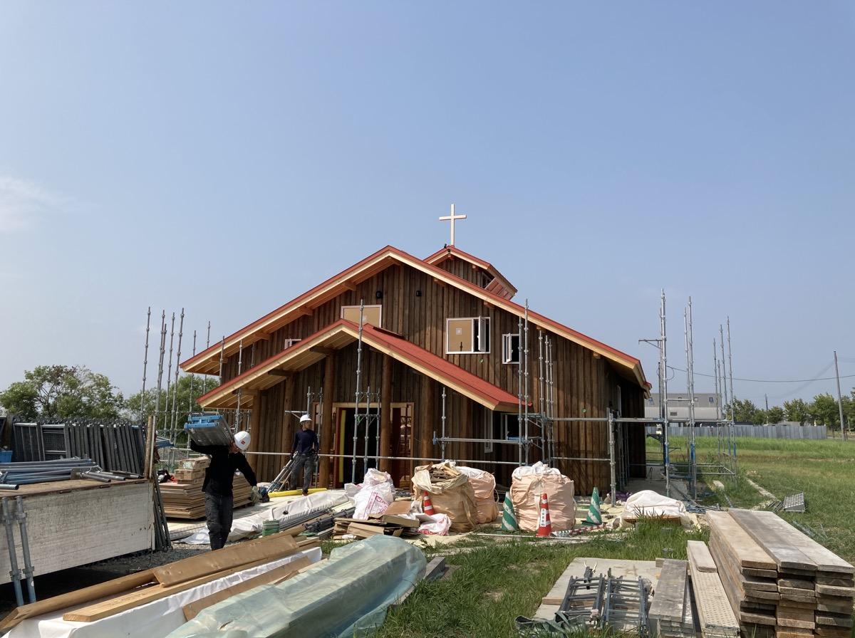 Image of 栗沢 木のキリスト教会 11