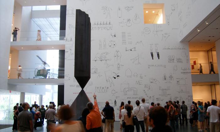 アメリカ ニューヨーク MoMA