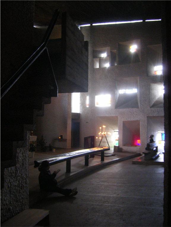 フランス ロンシャン礼拝堂